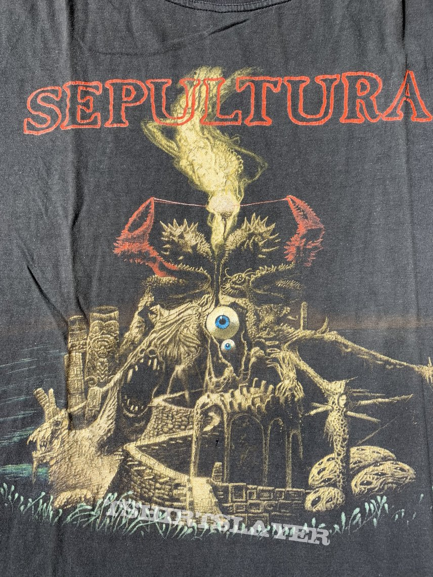 SEPULTURA - Arise shirt