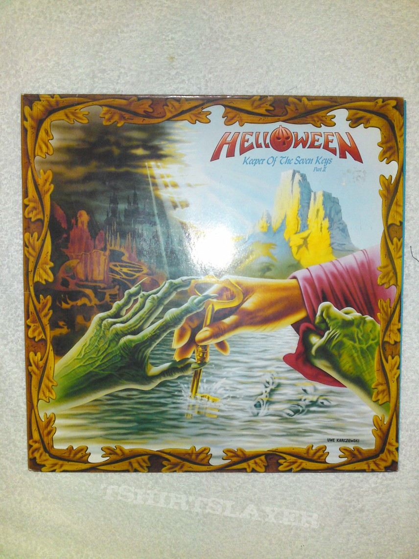 Other Collectable - Helloween - Keeper Of The Seven Keys vol. 1