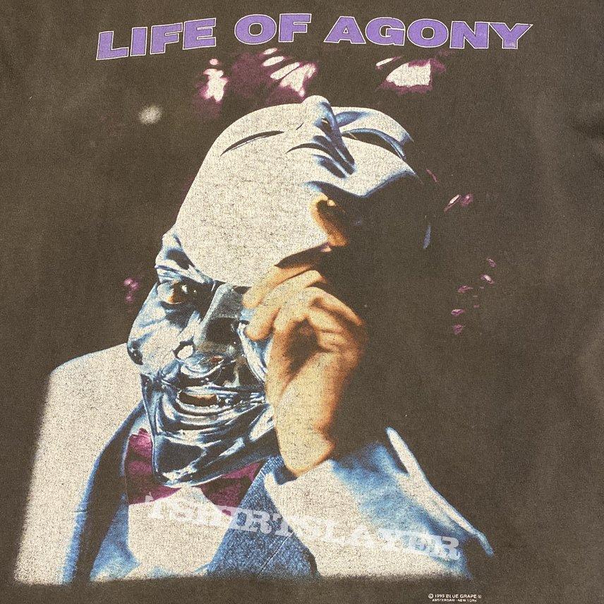 Life Of Agony Ugly Chromeface shirt