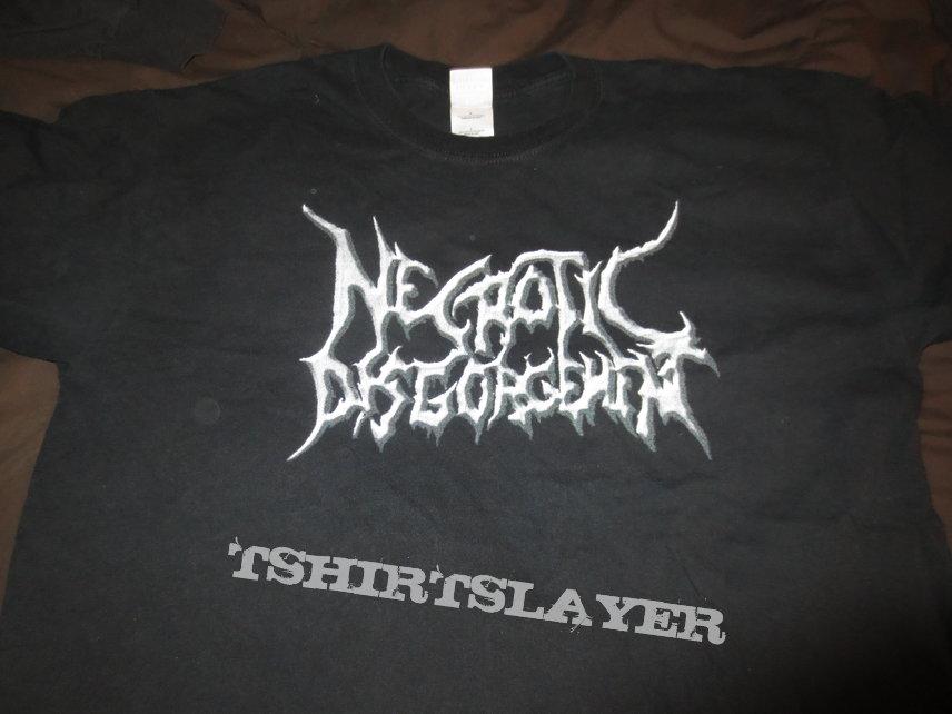 Necrotic Disgorgement shirt