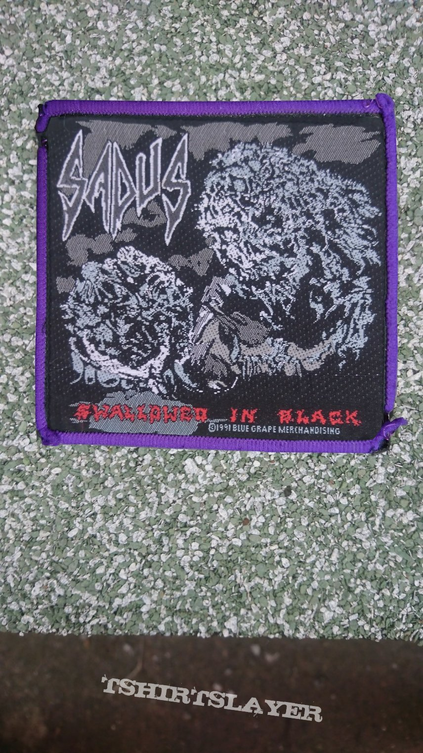Wanted patches