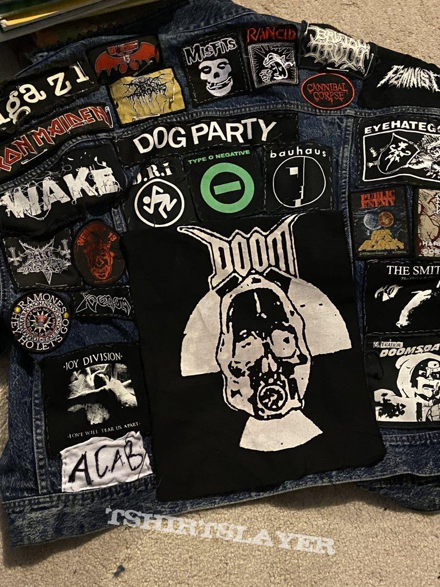 my battle jacket!