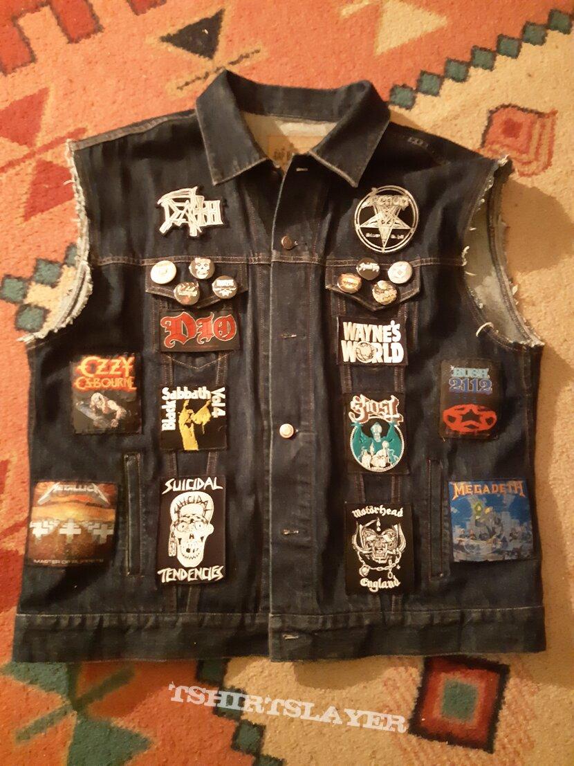 New battle jacket!