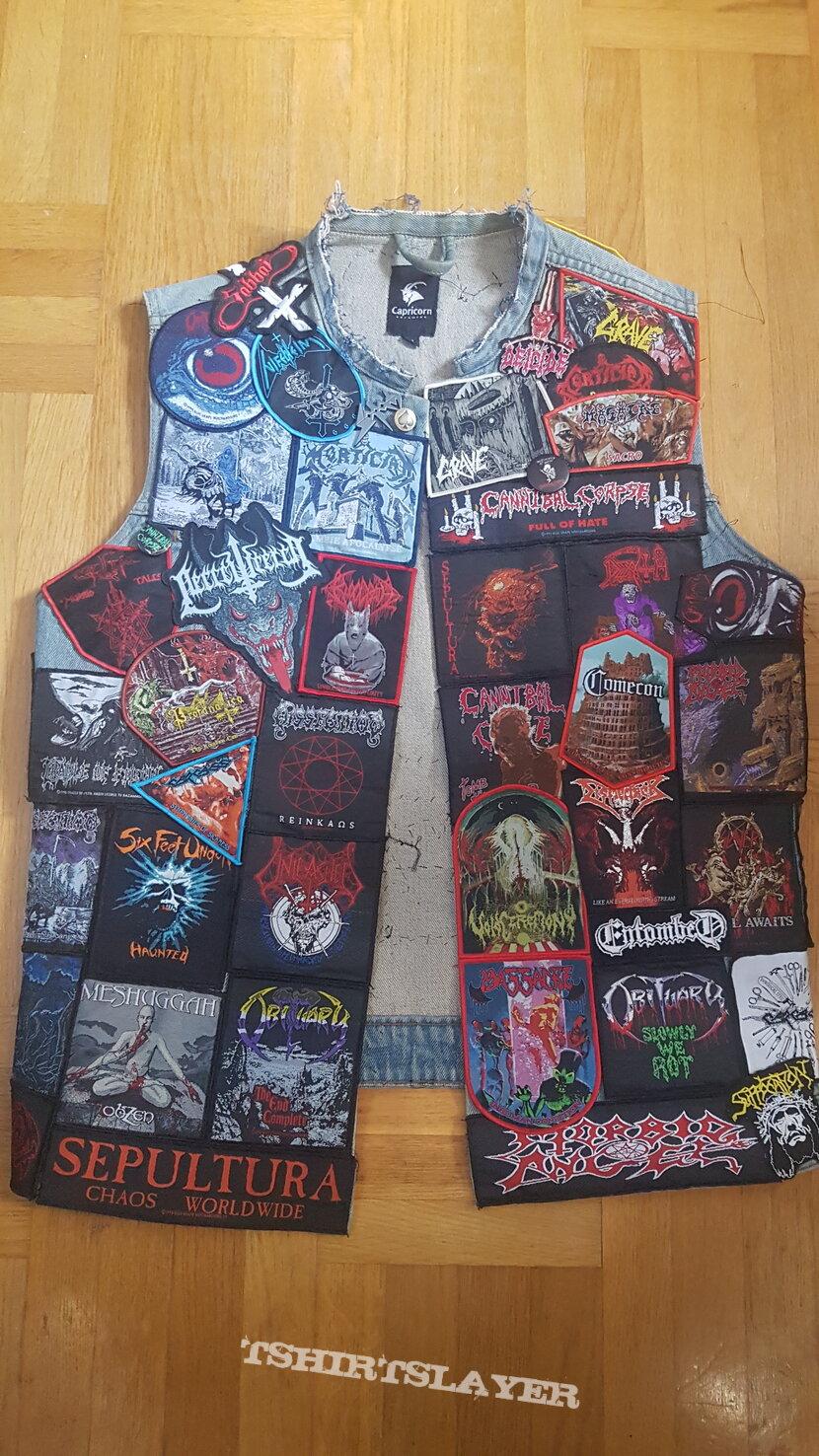 Flesh-vest complete!