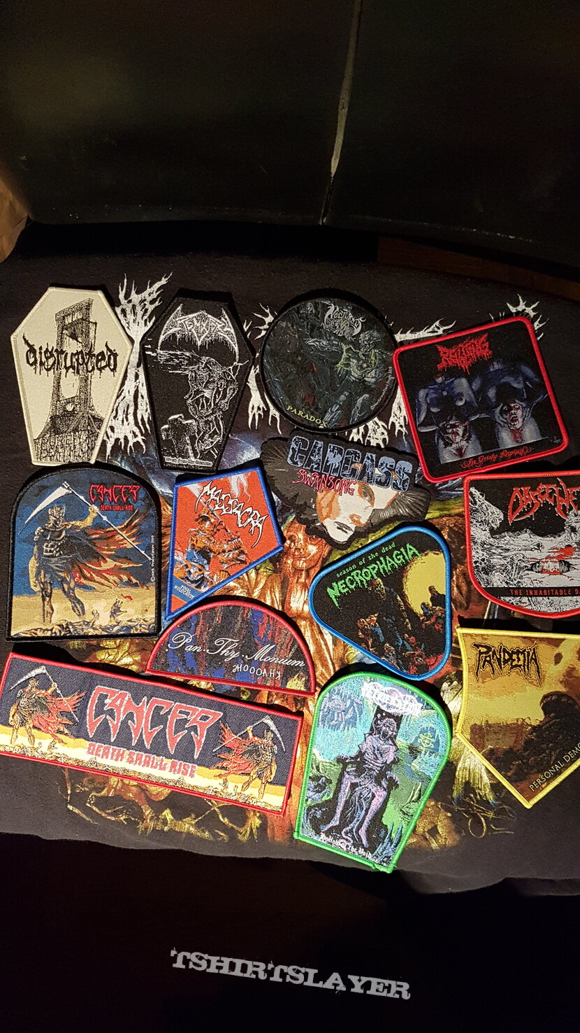 Death patches