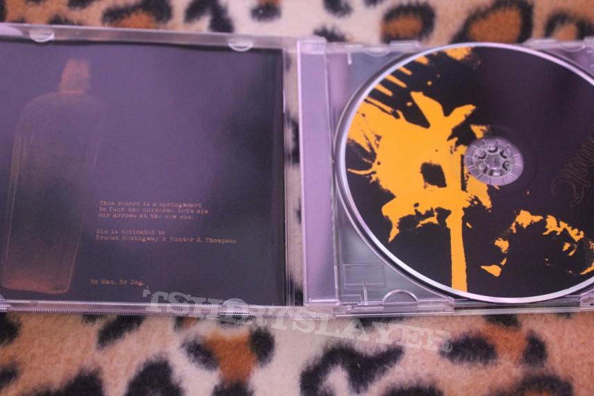 Cobalt - Gin CD