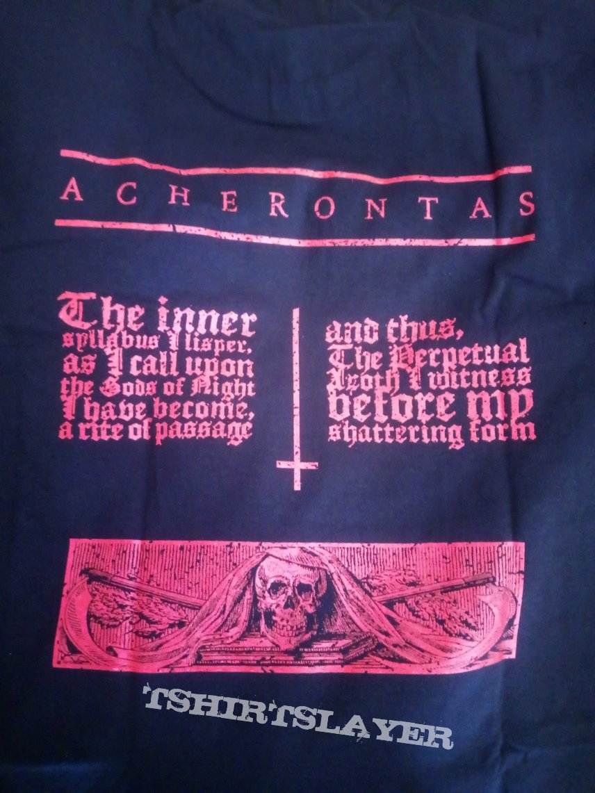 "Acherontas – Psychic Death ""The Shattering of Perceptions"""