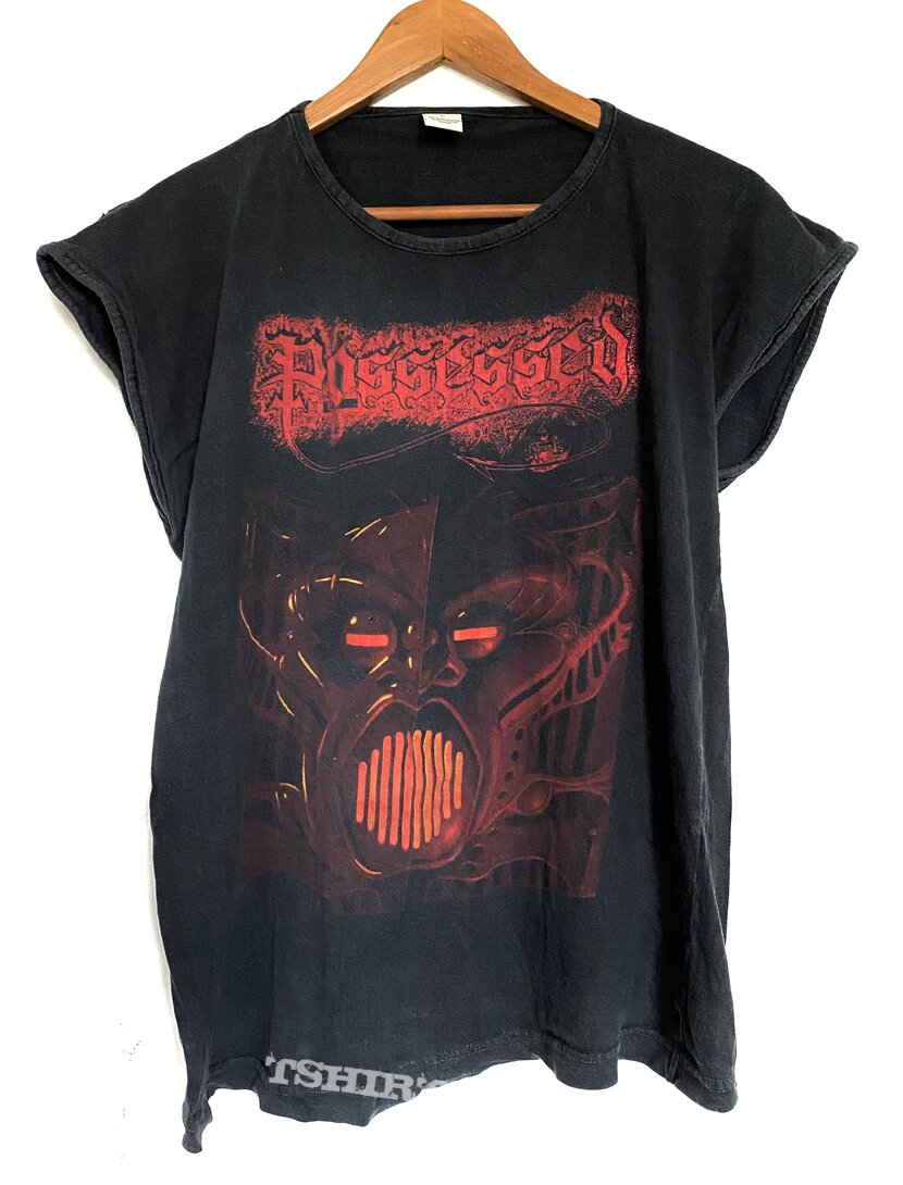 Possessed 1986 Beyond The Gates Muscle Shirt
