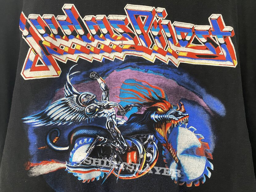 Judas Priest 1990 Painkiller Shirt