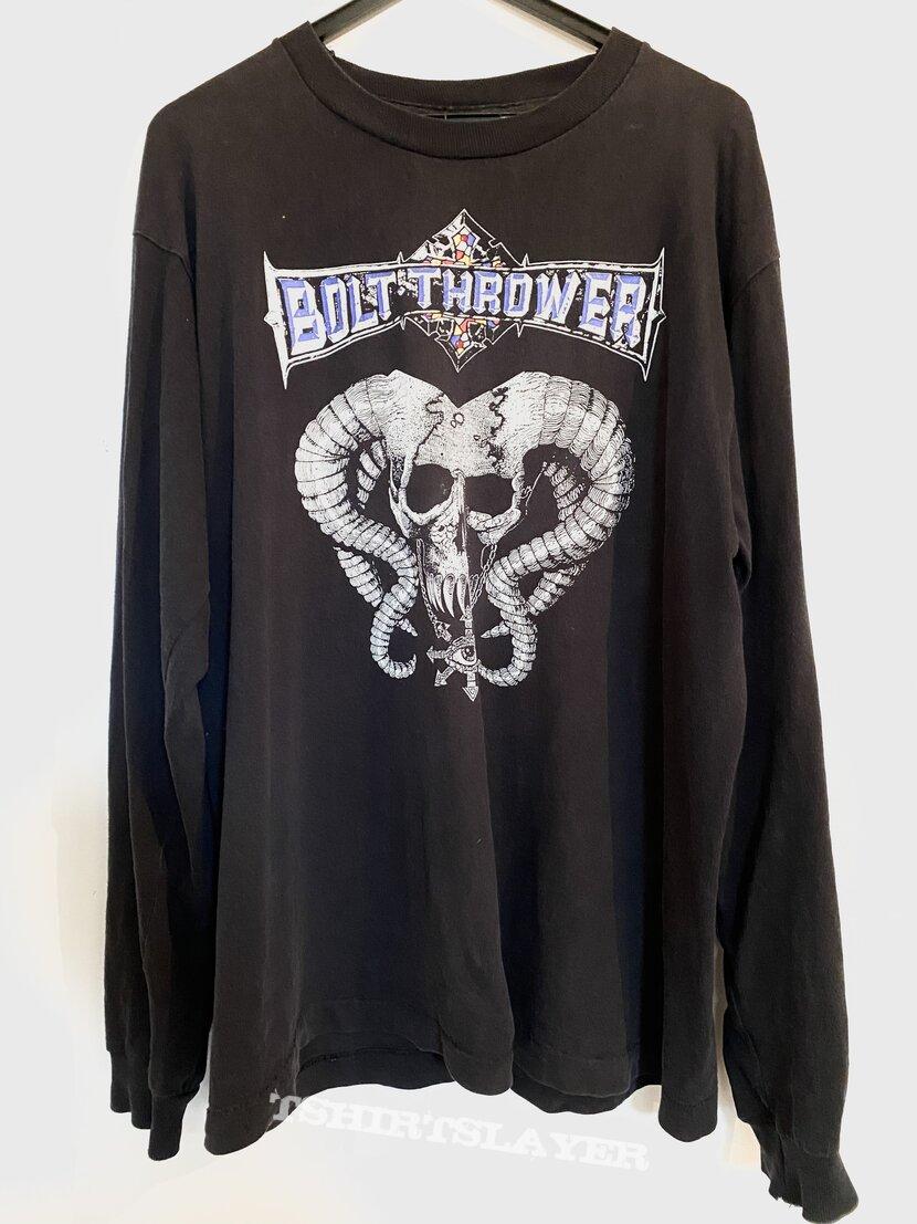 Bolt Thrower 1993 World Crusade Tour Longsleeve Shirt