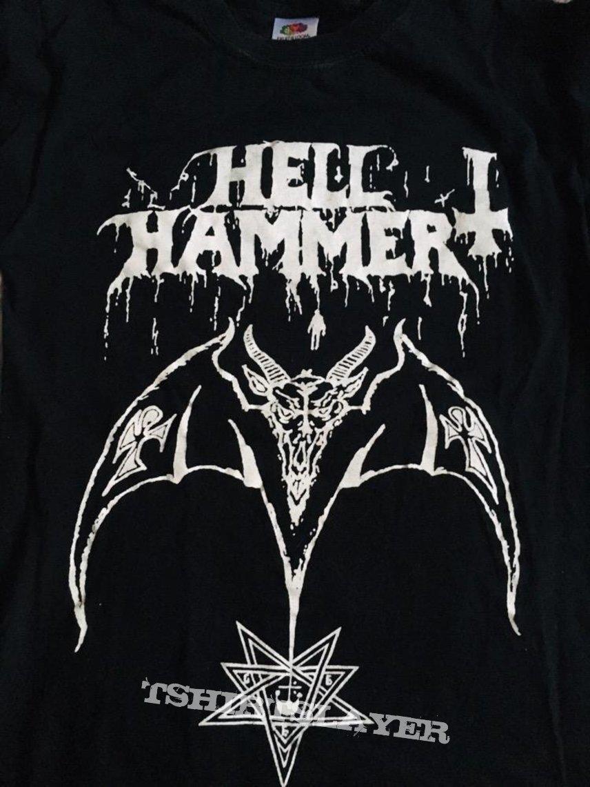 Hellhammer tshirt