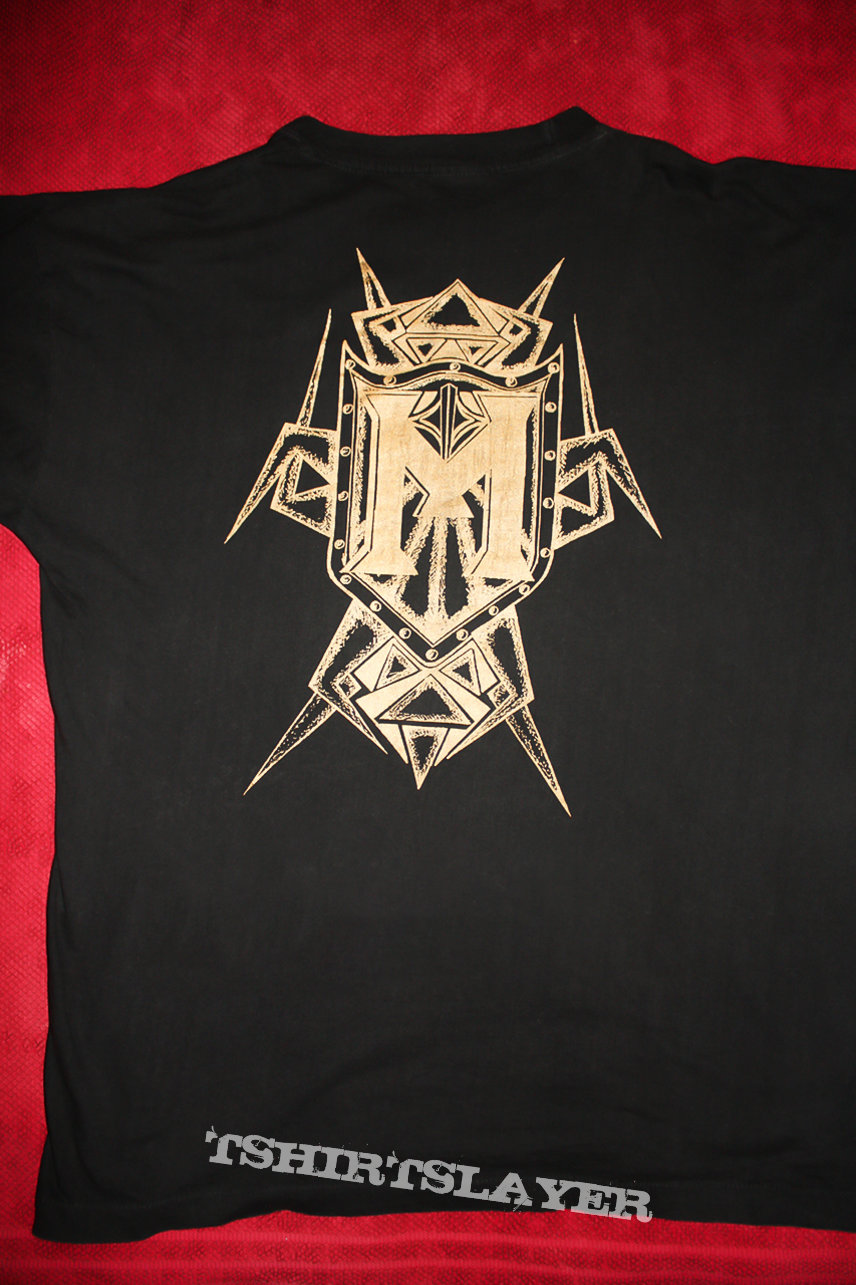 MORTIIS - Fodt til a Herske - Official Shirt from 1993 (straight from the Label) - Limited to 66 - Size XL