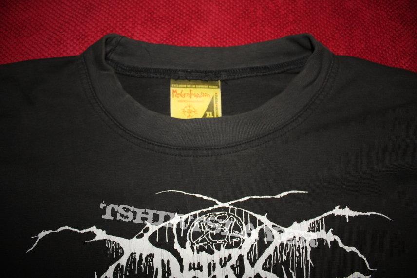 "Darkthrone ""Under a Funeral Moon"" 1993 Longsleeve"