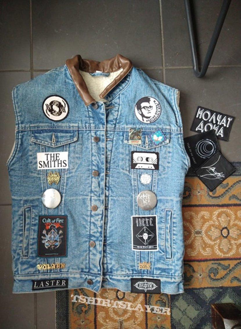 Obscure Hipster's Battle Jacket