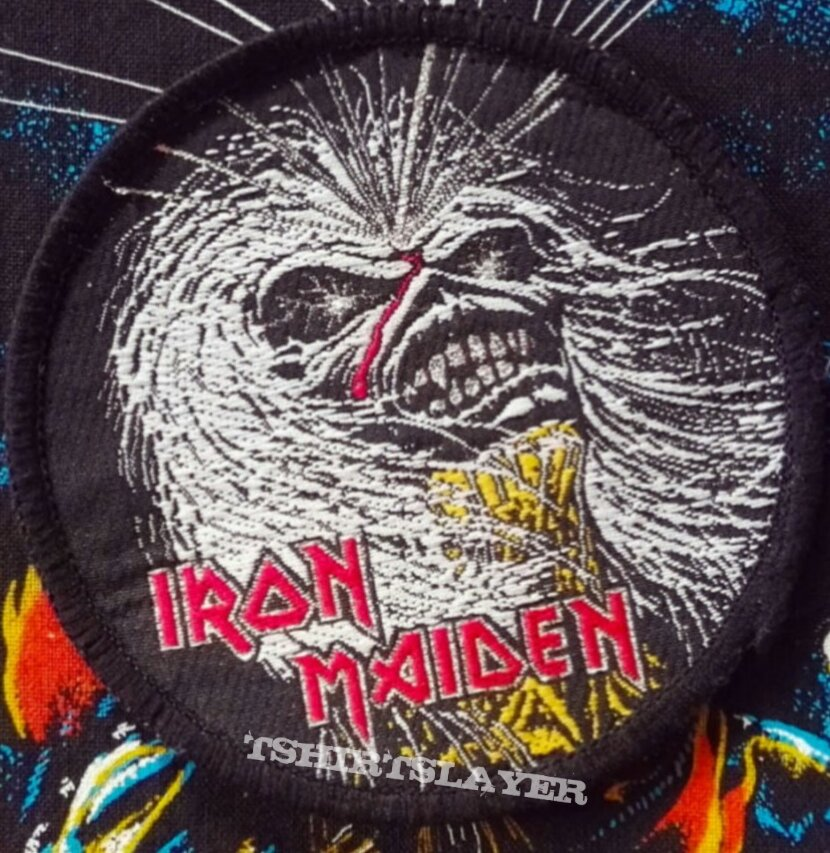 Iron maiden wanted