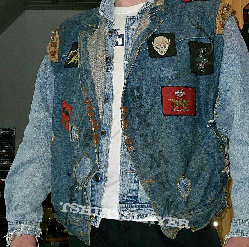 Battle Jacket  32 years old