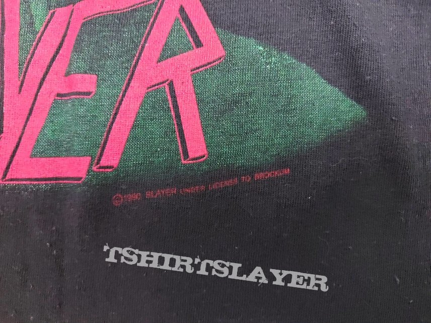 Slayer 1990's