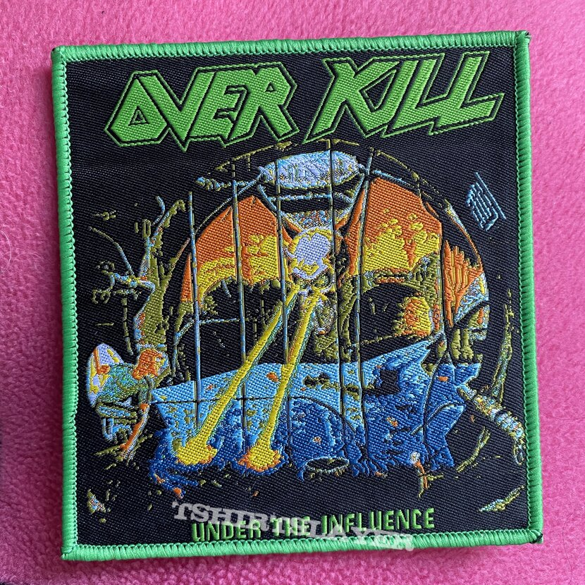 Overkill under the influence patch
