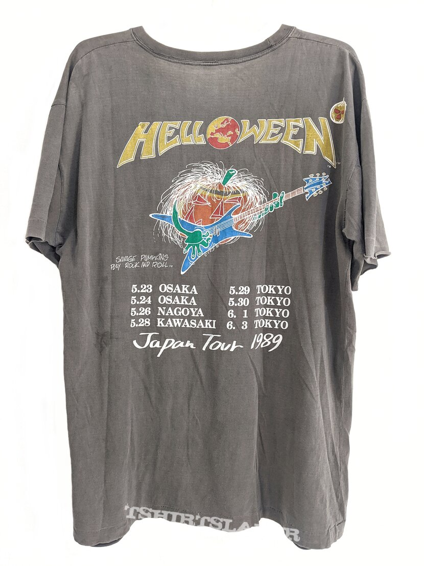Helloween - I Want Out Japan Tour 1989