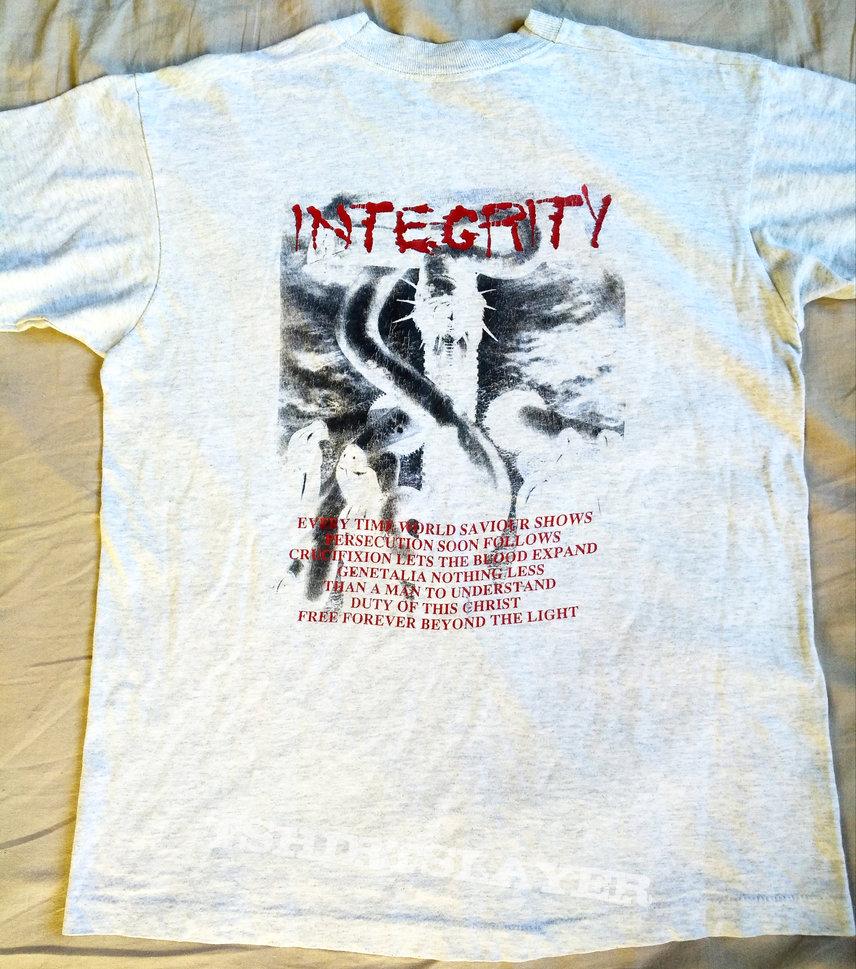 Integrity 1991 shirt