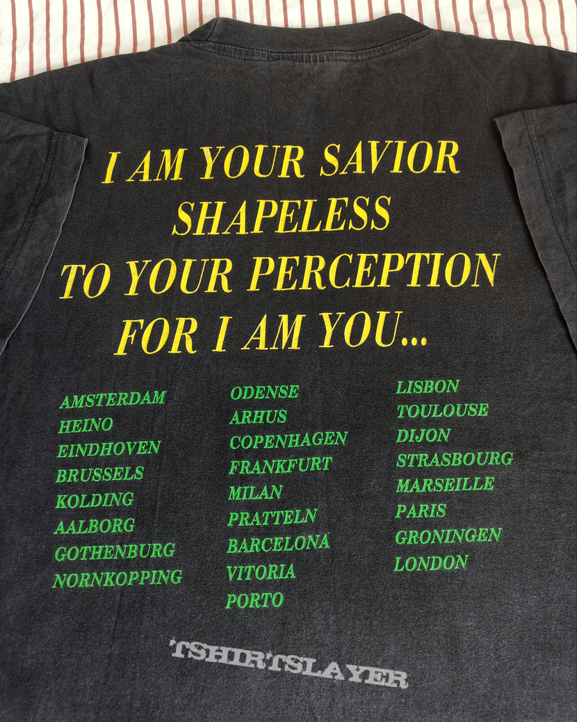 Suffocation Pierced From Within 1995 tour shirt