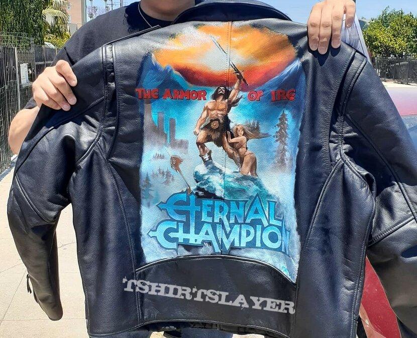 Eternal Champion leather jacket