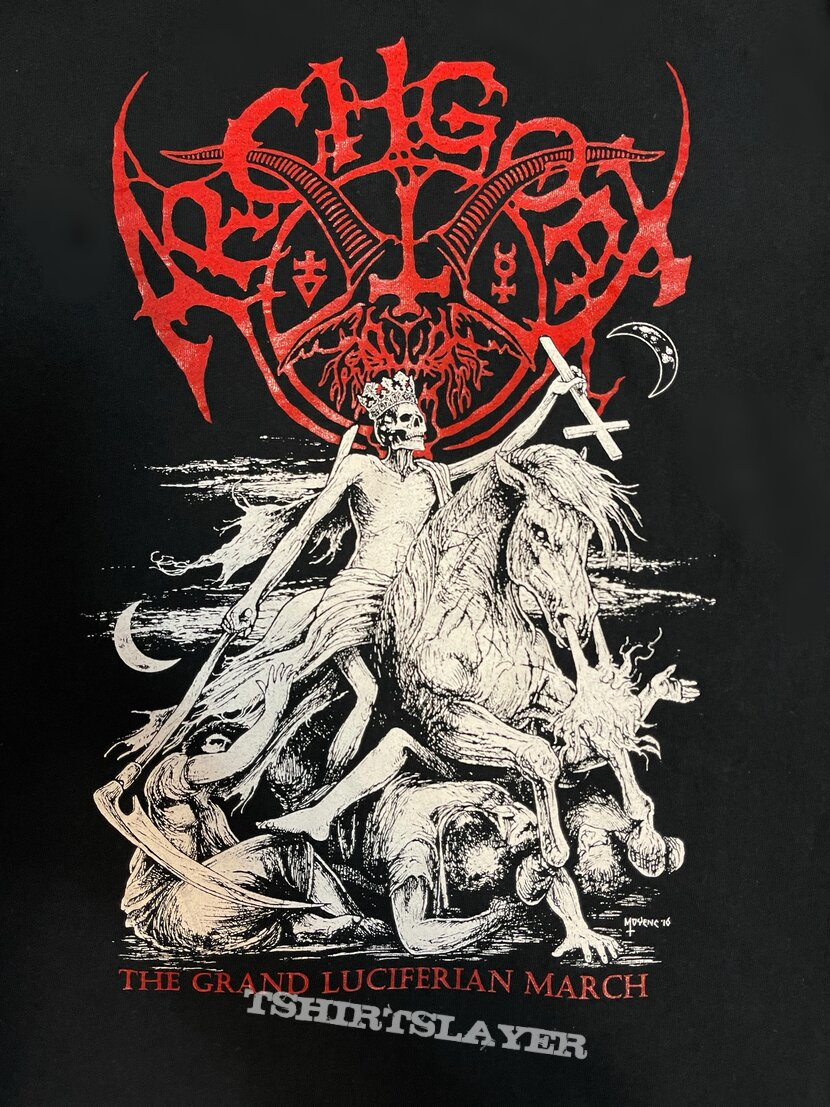 Archgoat-The Grand Luciferian March US Tour T-Shirt