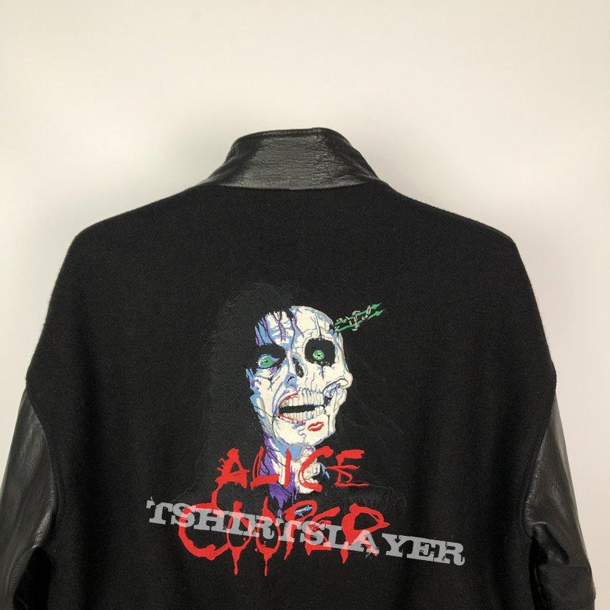 1980s Alice Cooper Trash Tour Bomber Jacket