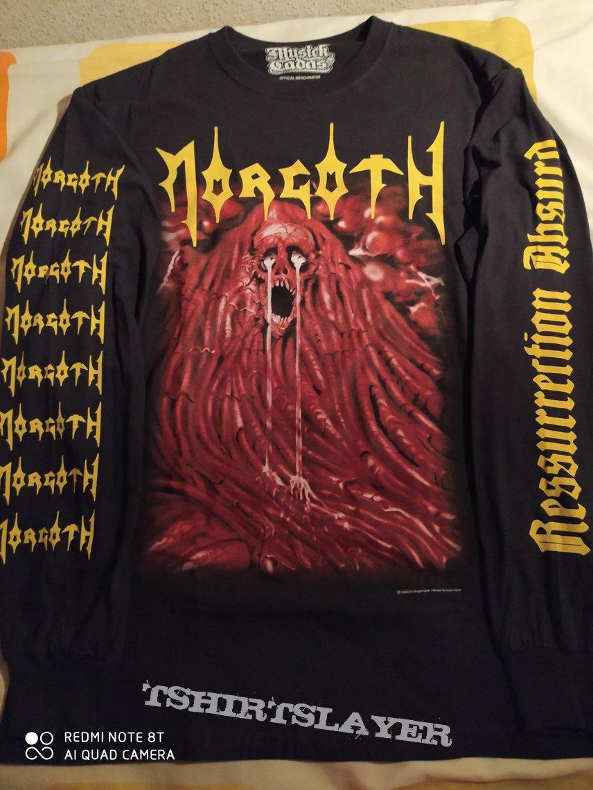 Morgoth - Resurrection Absurd LS