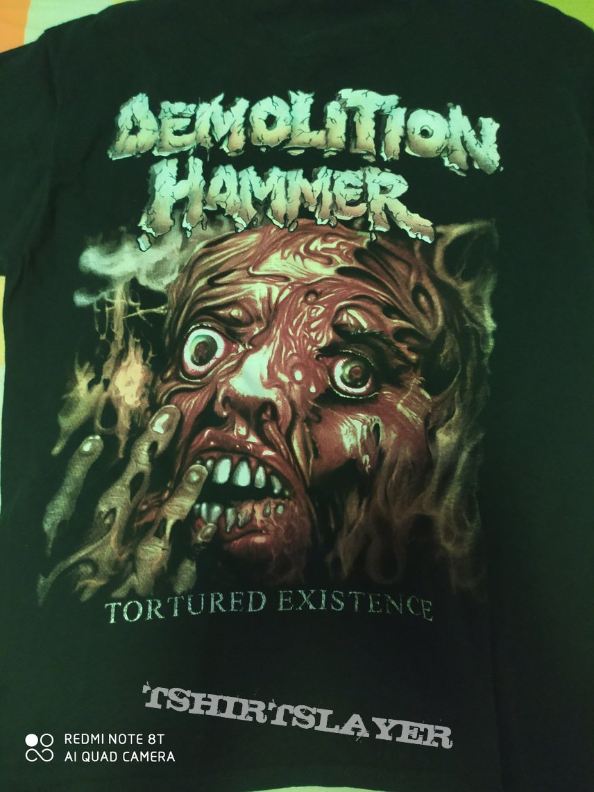 Tortured existence t shirt