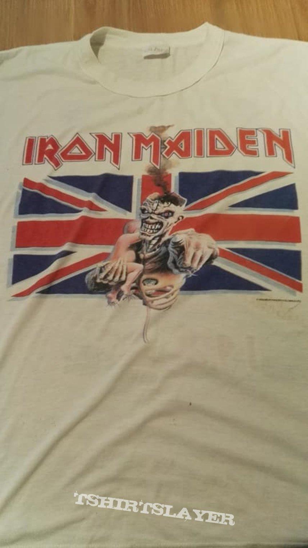 Seventh Son Tour 1988