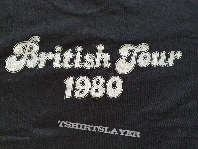 British Tour 1980