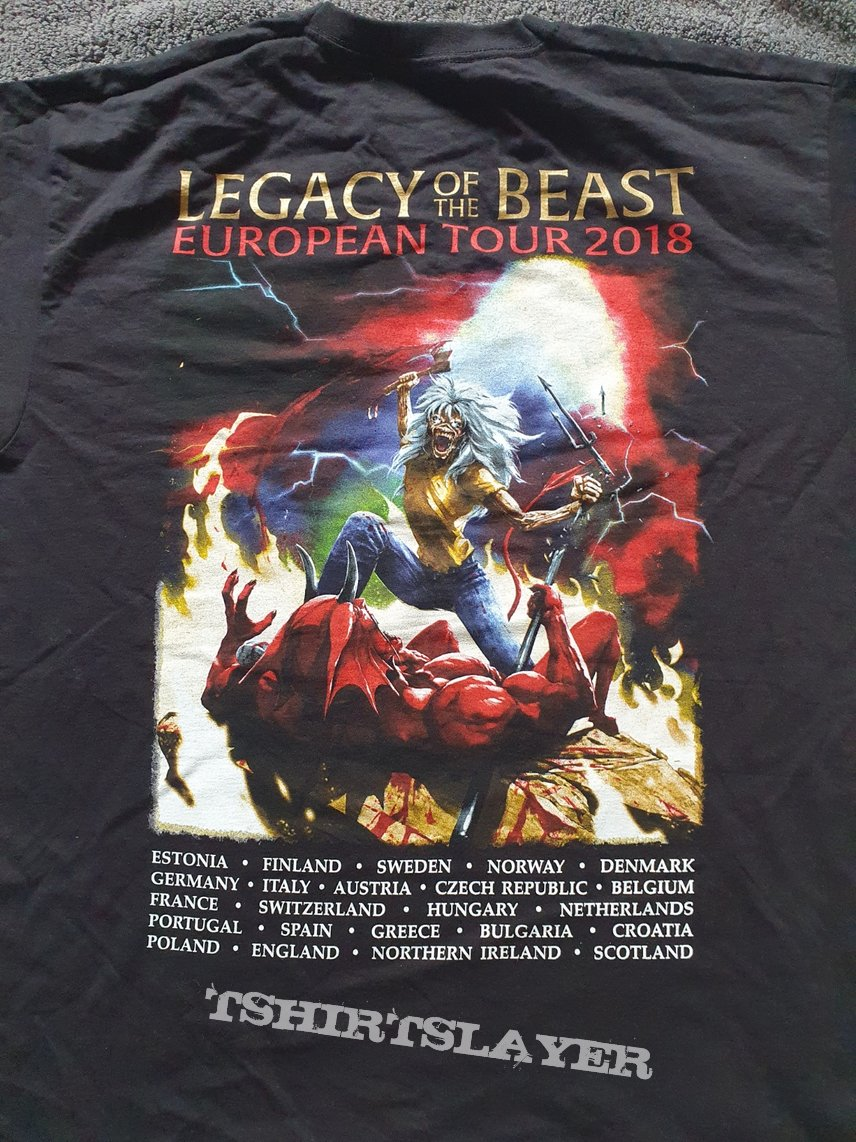 Legacy Of The Beast.