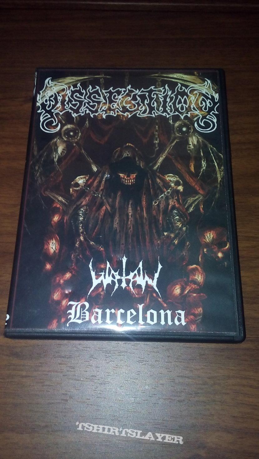 Dissection / Watain – Barcelona 2004