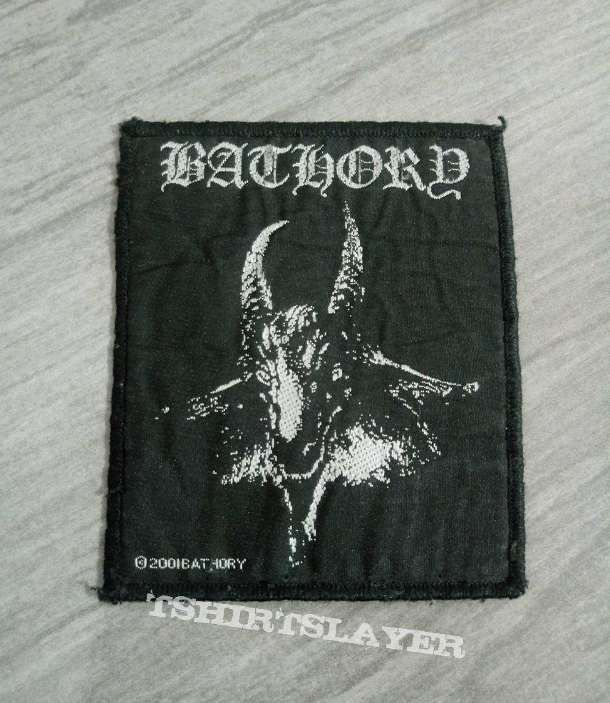 Bathory original patch