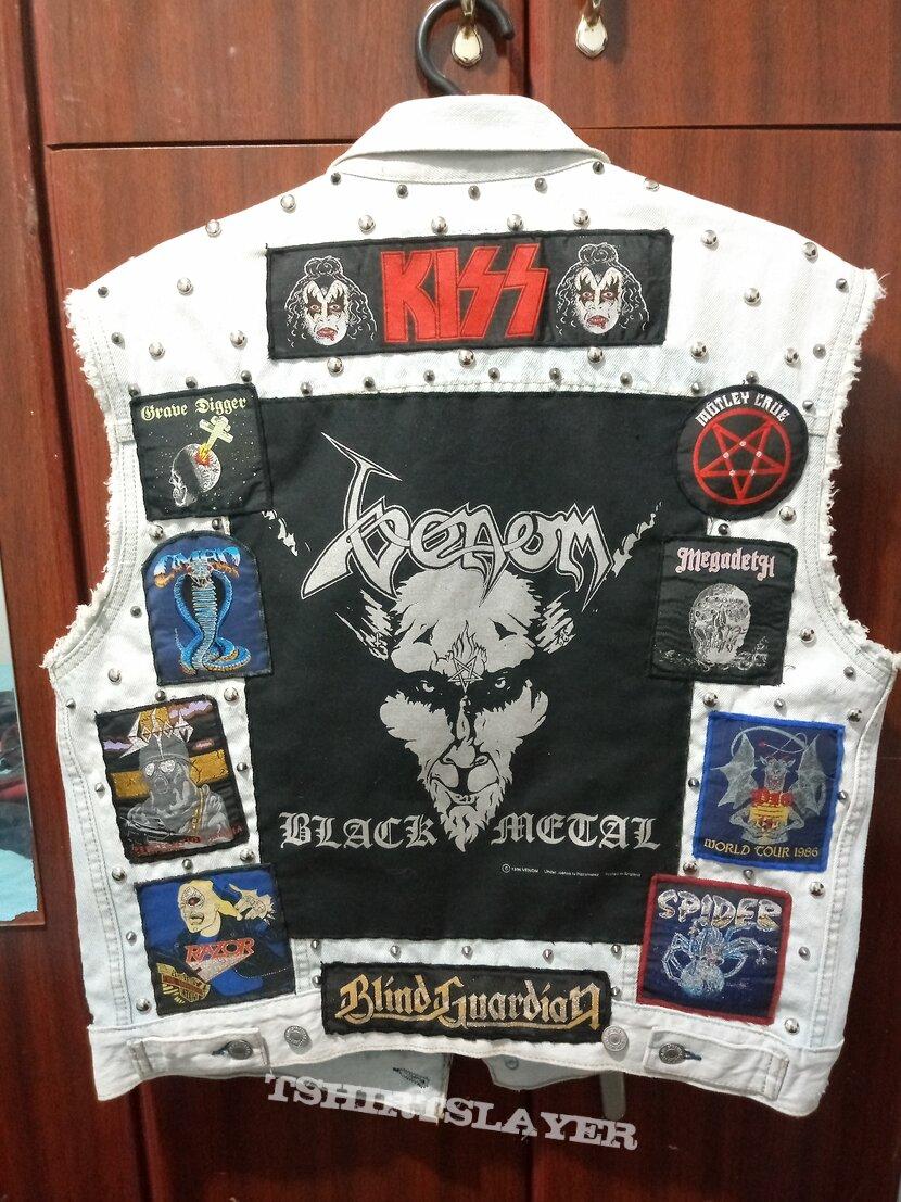My vest (FINALLY)
