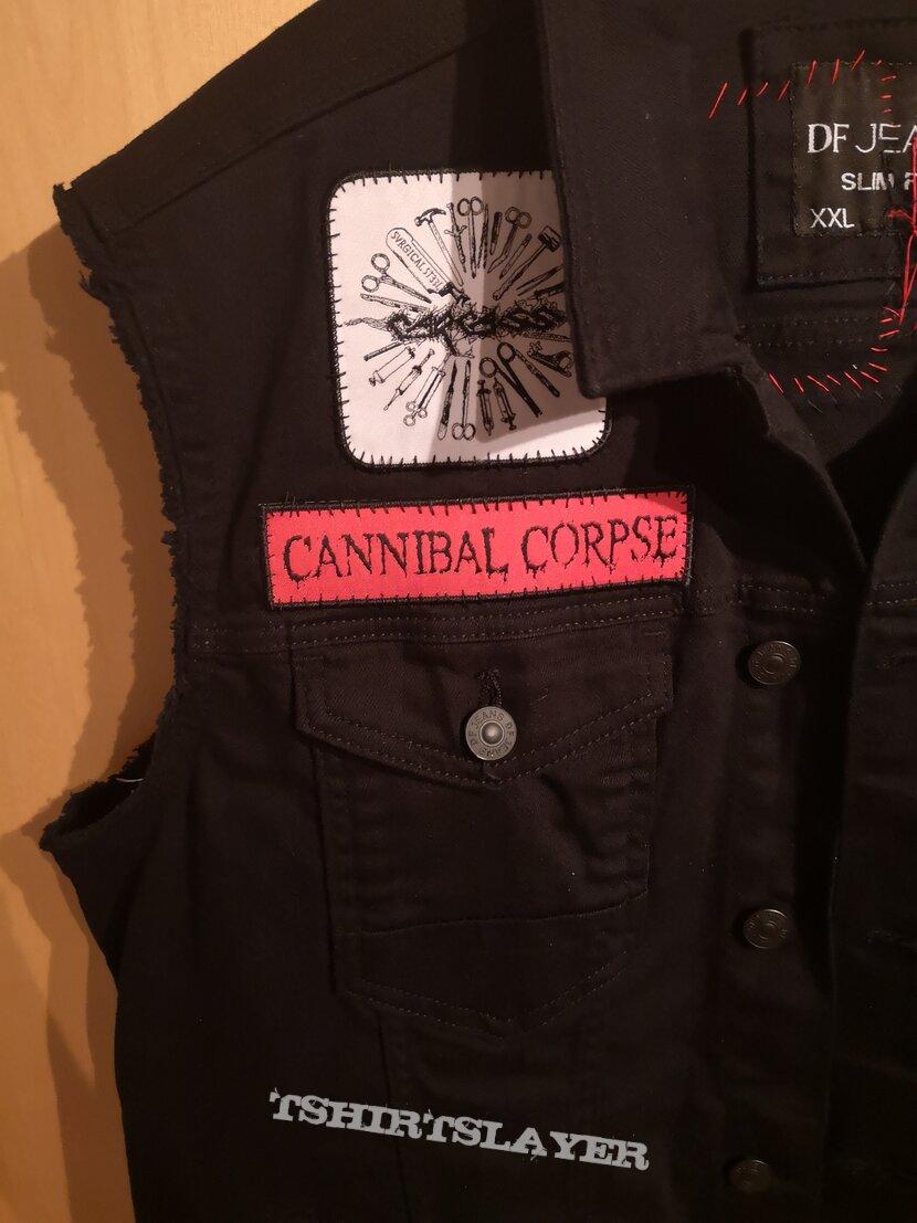 Work in Progress Deathmetal Vest