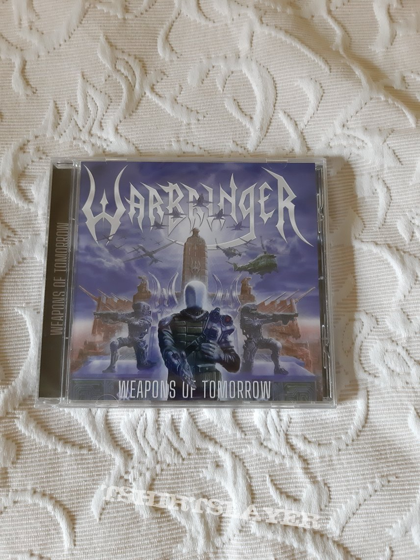 Weapons of Tomorrow - Warbringer