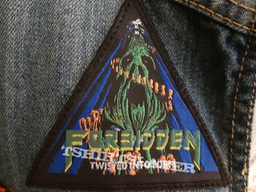 Twisted into Form patch