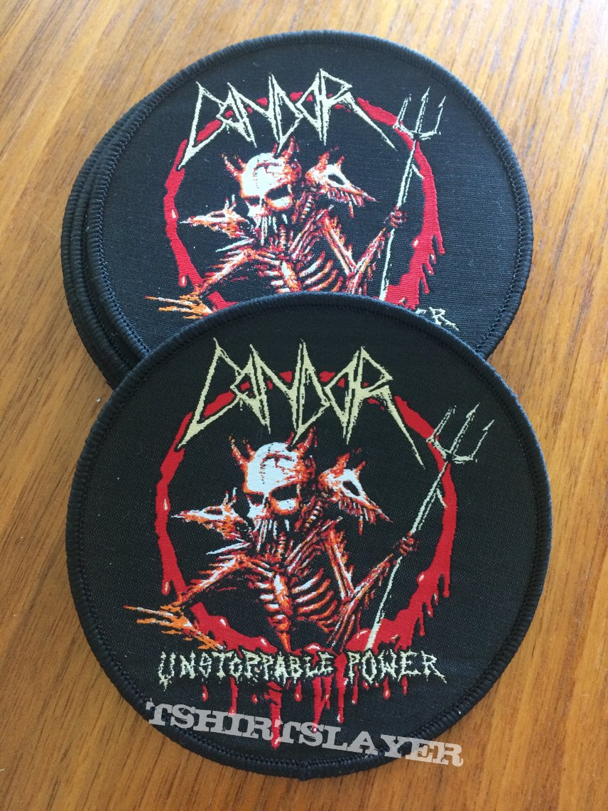 Condor - Unstoppable Power black patch