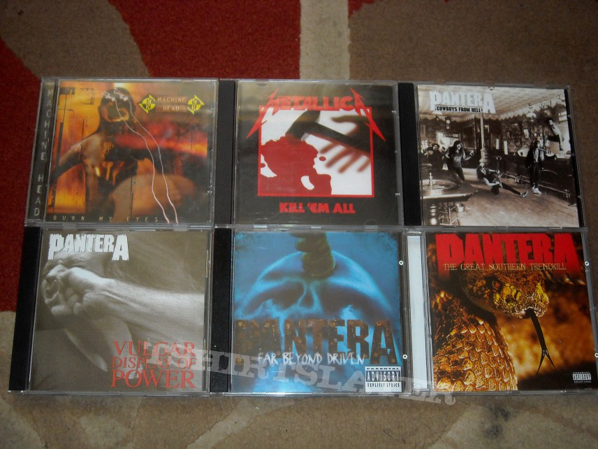 Other Collectable - CD/Tape collection