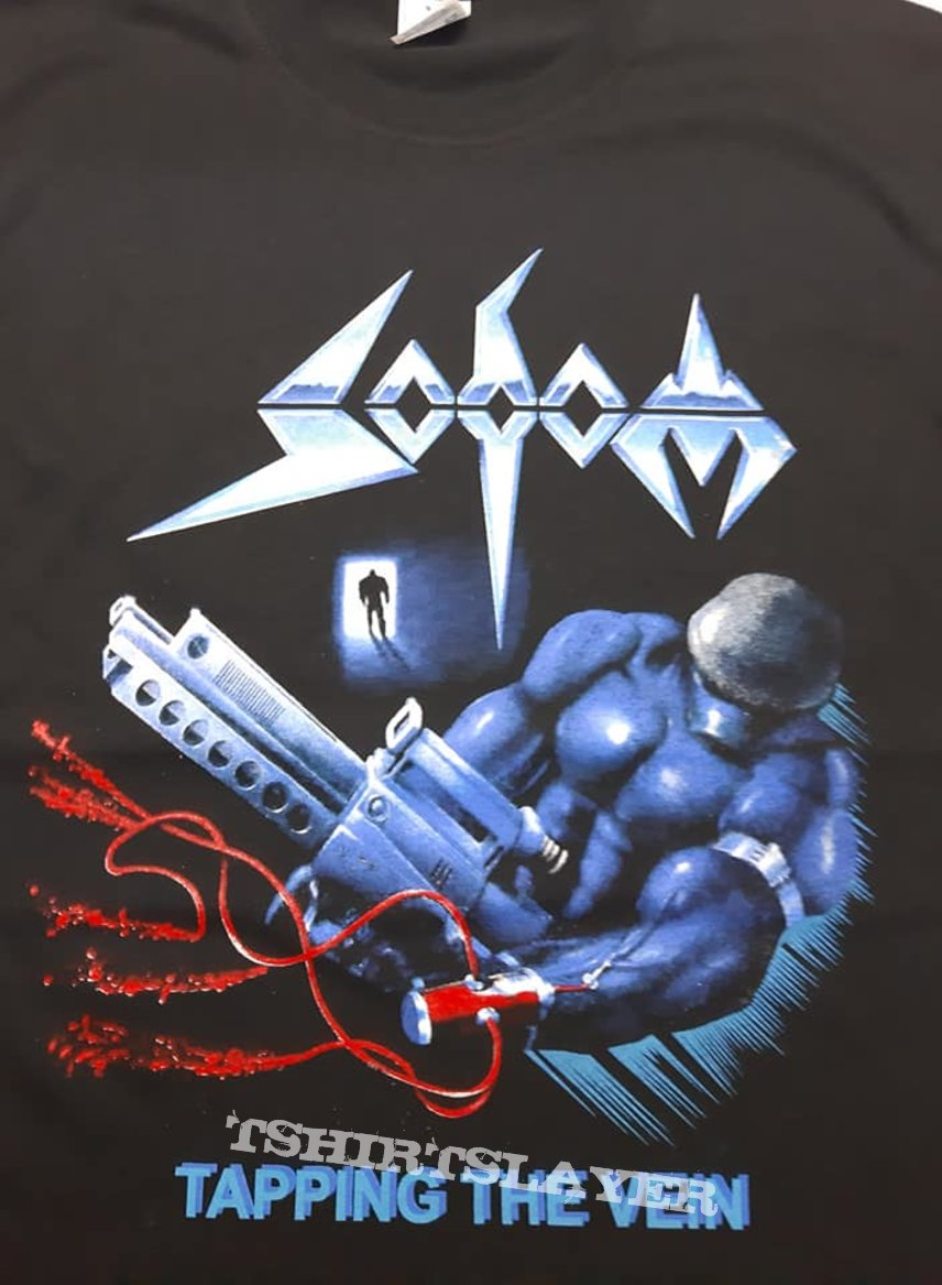 Sodom Tapping The Vein T Shirt