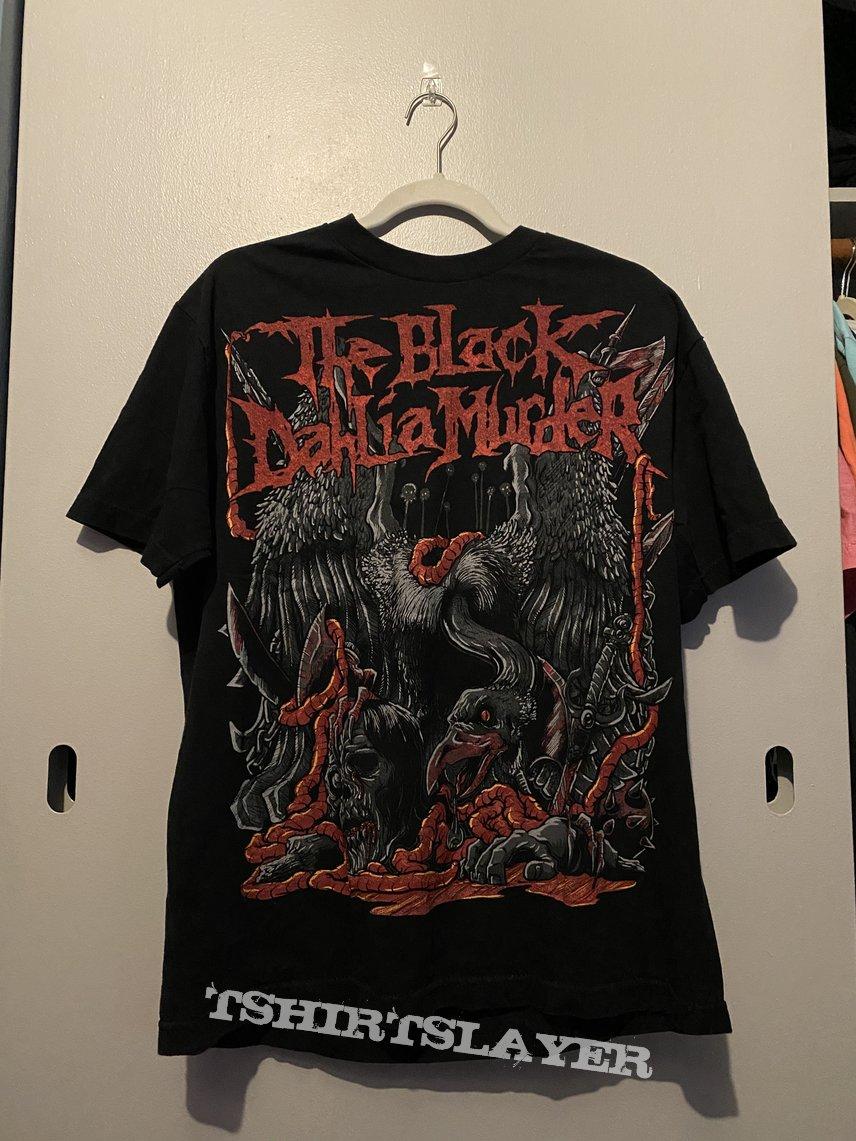 The Black Dahlia Murder - Vultures Tour Shirt (2009)