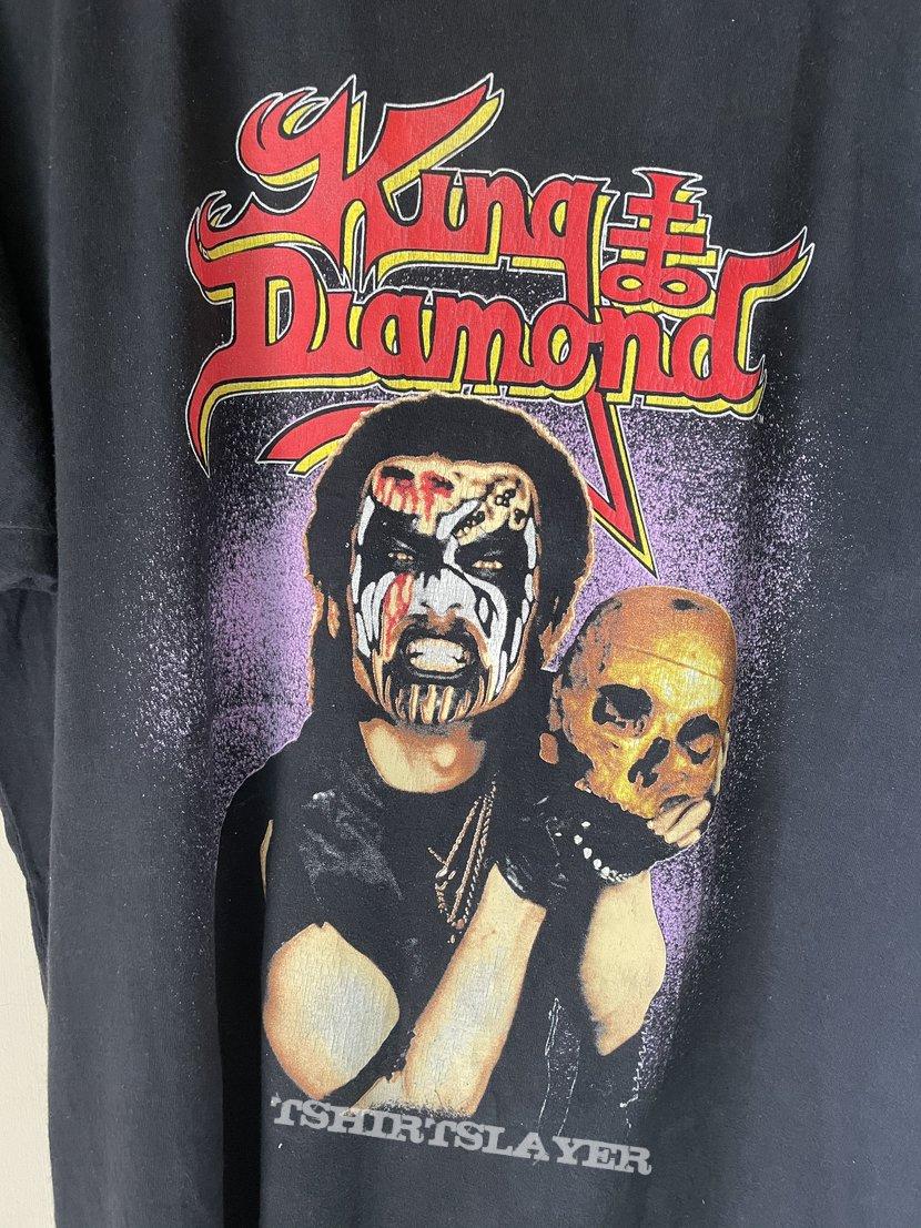 King Diamond Conspiracy Tour 89-90