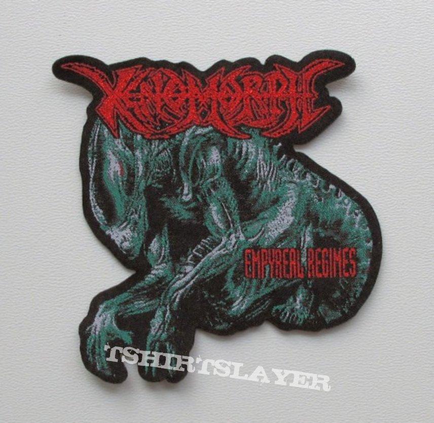 Xenomorph Empyreal Regime Woven Patch