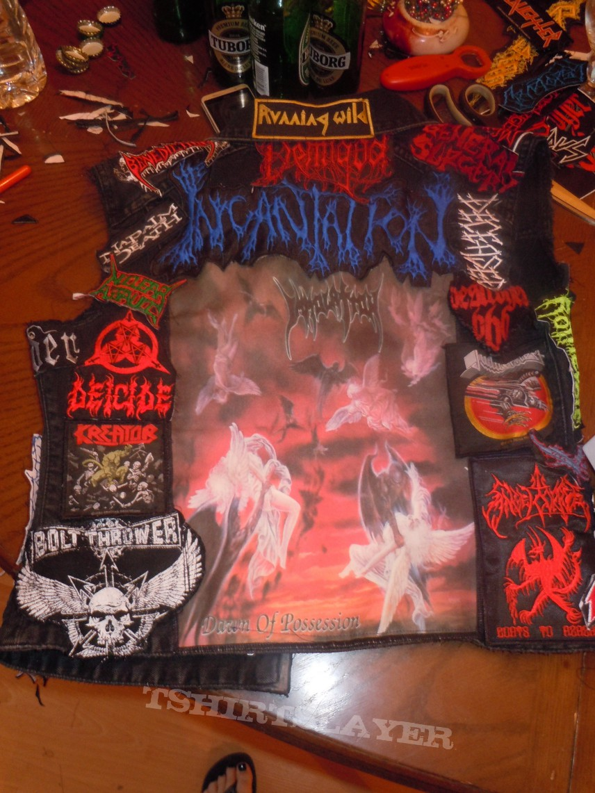 New Vest Complete! *Updated*
