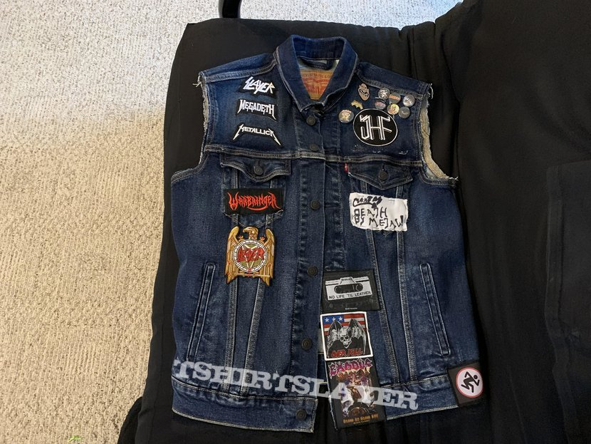 My battle jacket at the moment
