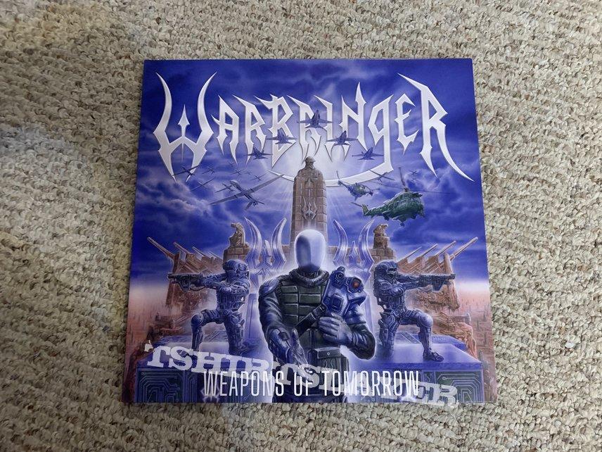 Warbringer Weapons Of Tomorrow vinyl