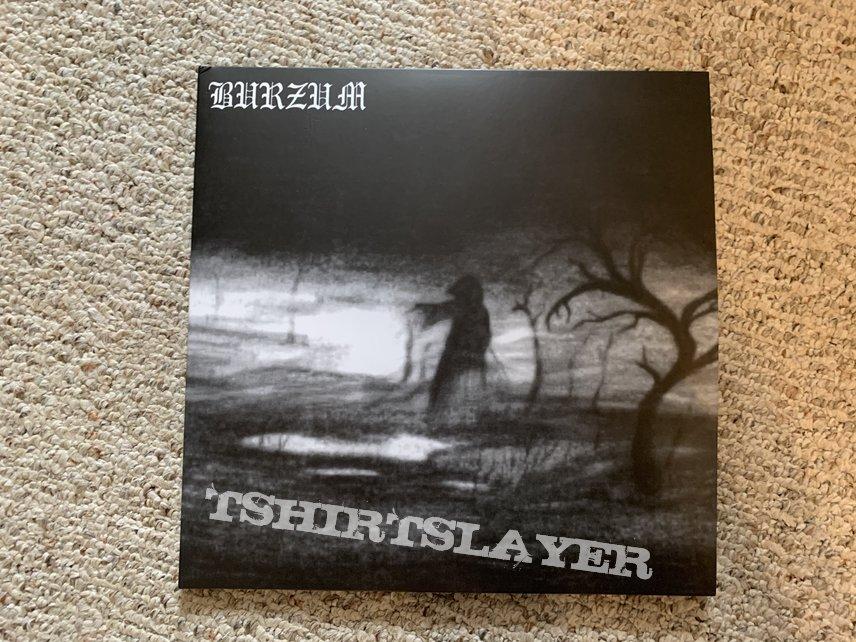 Burzum vinyl