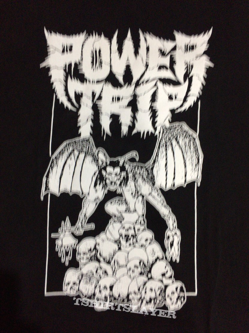 Power Trip Tee for you!